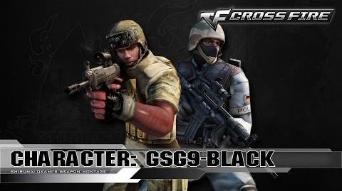 CrossFire North America GSG9 ☆