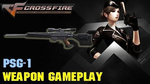 CrossFire VN - PSG-1