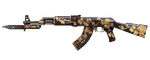 AK47-Knife Peony Render