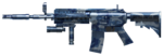 M4A1-X Camo Render