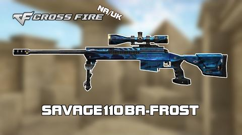 CF NA UK Savage 110BA-Frost review by svanced