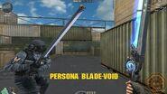 CF News Persona Blade-Void (伪装之锋) CrossFire China - GAMEMASSACRE
