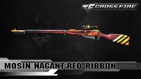 CrossFire Vietnam 2.0 Mosin Nagant-Red Ribbon (St