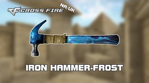 CF NA UK Iron Hammer-Frost review by svanced