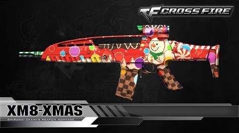 CrossFire Vietnam - XM8-Xmas ☆