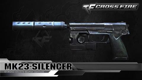 CrossFire Vietnam MK23-Silencer ☆