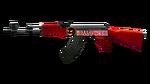 AK-47 Halloween
