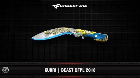 CF Kukri Beast CFPL 2018