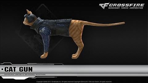 CrossFire China Cat Gun