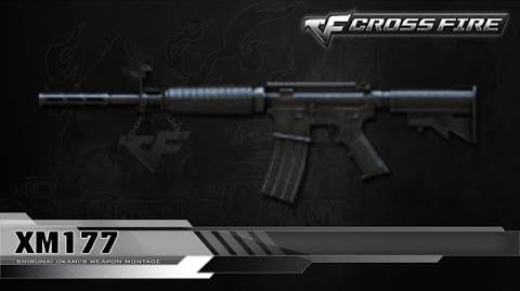 CrossFire Korea XM177 ☆