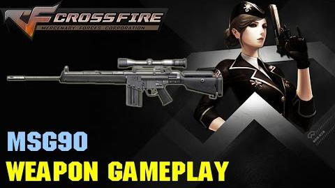 CrossFire VN - MSG90