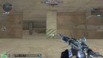 M4A1 S UNDER TECH SILVER HUD PVE CHARGED
