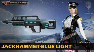 CrossFire Vietnam Jackhammer-Blue Light