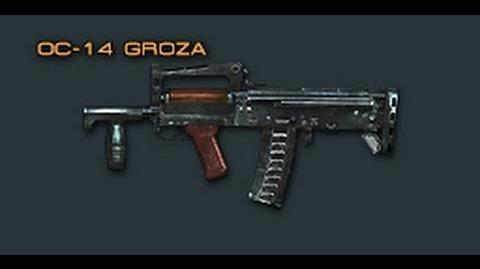 Cross Fire China -- OC-14 Groza -Review-!