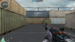 M4 Commando HUD