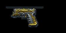 Glock-18 Guan Yu Spirit Noble Gold