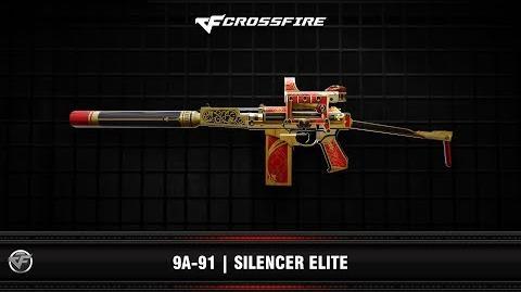 CF 9A-91 Silencer Elite
