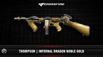 CF Thompson Infernal Dragon Noble Dragon