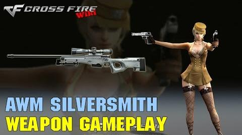 CrossFire - AWM Ultimate Silversmith - Weapon Gameplay