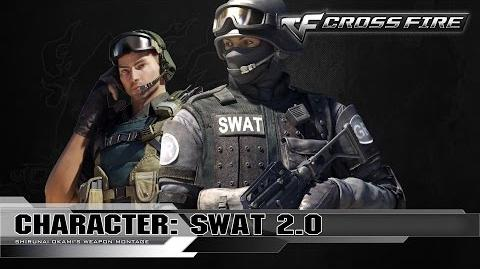 CrossFire Character SWAT 2