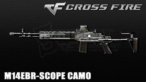CrossFire Vietnam M14EBR-Scope Camo ☆-0