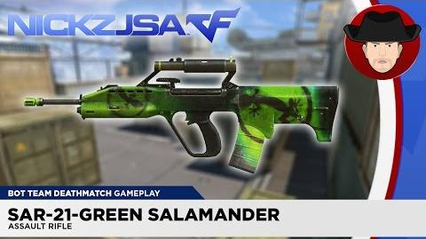 SAR-21-Green Salamander CROSSFIRE China 2