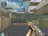 AK-47 Beast Imperial Gold Screenshot Ingame