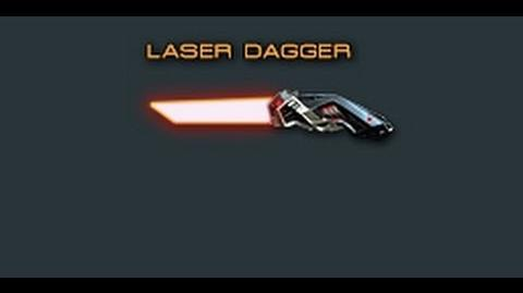 Cross Fire China Laser Dagger Review !