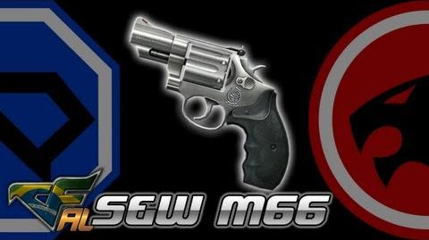 Review S&W M66 - CrossFire AL (PT-BR) (HD 720p) (Renewal)