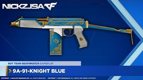 9A-91-Knight Blue CROSSFIRE China 2.0