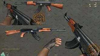 CrossFire Russia AK47-RU 10th (AK-47 Юбилей) CF News