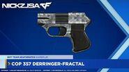 COP 357 Derringer-Fractal CROSSFIRE China 2