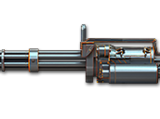 Gatling Gun-Noble Silver
