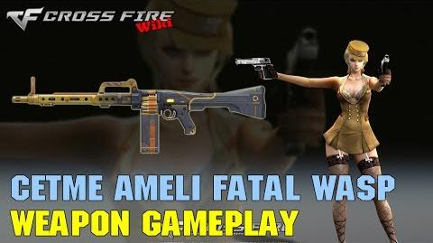 CrossFire - CETME Ameli Fatal Wasp - Weapon Gameplay