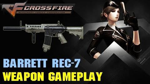 CrossFire VN - Barrett REC-7