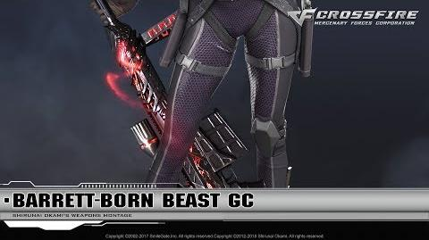 CrossFire Promotion Barrett-Born Beast (CG)