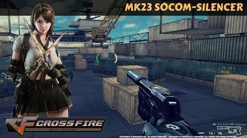 CrossFire Vietnam - MK23 SOCOM-Silencer