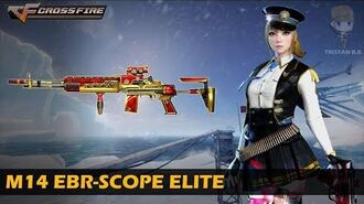 CrossFire Vietnam M14 EBR-Scope Elite