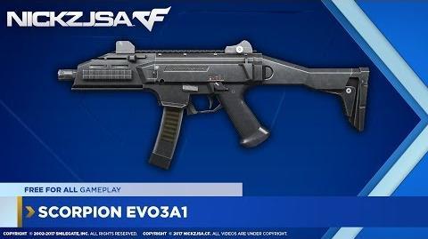 Scorpion EVO3A1 CROSSFIRE Indonesia 2