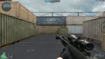 Barrett M82A1 HUD
