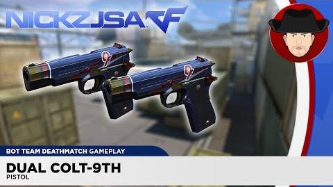 Dual Colt-9th CROSSFIRE China 2
