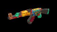 AK47-Grafitti RD2