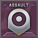 Assault Badge Class B Level 2