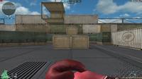 Boxing Gloves Idle Animation