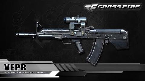 CrossFire Vietnam Vepr ☆