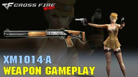 CrossFire - XM1014-A - Weapon Gameplay