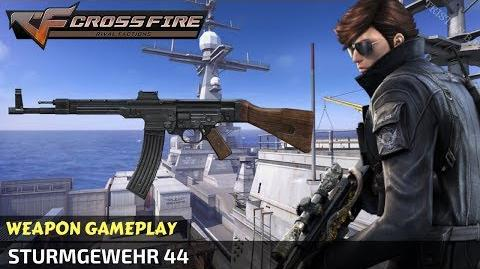 CrossFire - StG 44