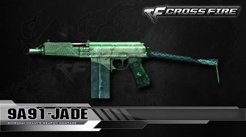 CrossFire China 9A-91-Jade ☆-0
