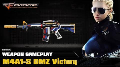 CrossFire VN - M4A1-S DMZ Victory