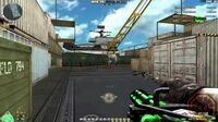 Cross Fire China Gatling Gun-Razer GamePlay!
